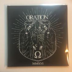 ORATION MMXVI - Gatefold...