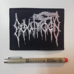 GOATMOON - logo - PATCH