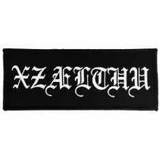 XZÆLTHU - Logo - PATCH
