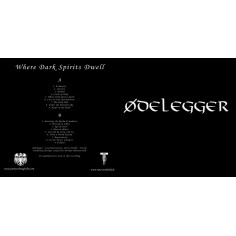 ØDELEGGER - Where Dark...