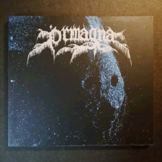 ÖRMAGNA - s/t - DIGIPAK CD