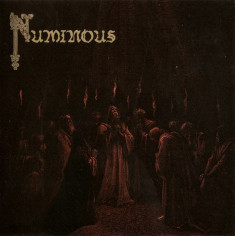 NUMINOUS - s/t - CD