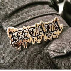 """VETALA - Logo - 2"""" METAL PIN"""