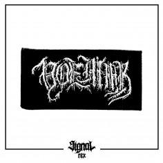 VOËMMR - Logo - PATCH