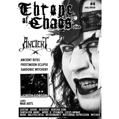 THRONE OF CHAOS 4