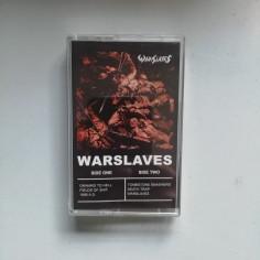 WARSLAVES - s/t - CS