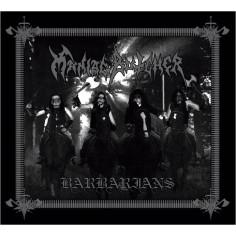 MANIAC BUTCHER - Barbarians...