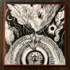 """Saligia - Vesaevus - 12""""LP"""