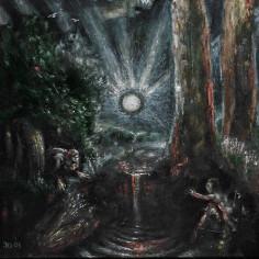 """Absurd - Werwolfthron - 12""""LP"""