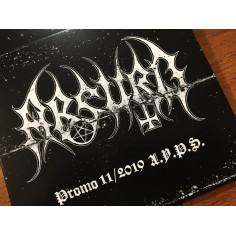ABSURD – Promo 11.2019 - CD