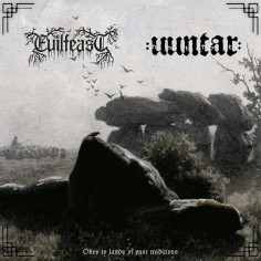 Evilfeast / Uuntar - Odes...