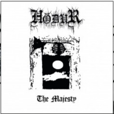 HÖDUR - The majesty - CD