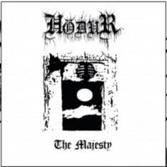 HÖDUR - The majesty - CD
