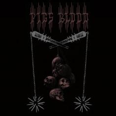 """Pig's Blood - S/T - 12""""LP"""