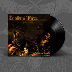 ANCIENT RITES - Blasfemia...