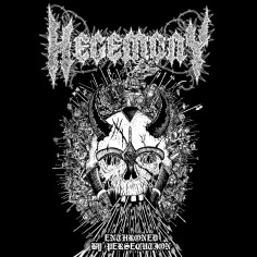 HEGEMONY - Enthroned By...
