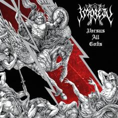 IMPIETY - Versus All Gods - CD