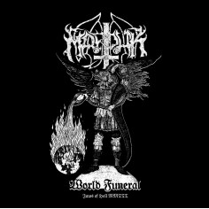 MARDUK - World Funeral - CD