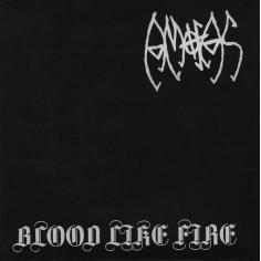 AMOFAS - Blood Like Fire - 7EP