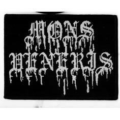 MONS VENERIS - Logo - PATCH