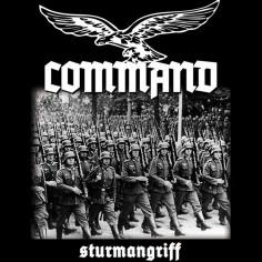 COMMAND - Sturmangriff - CD