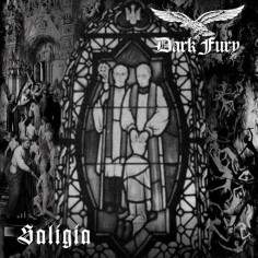 DARK FURY - Saligia - CD