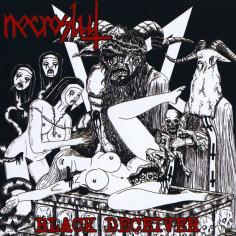 NECROSLUT - Black Deceiver - CD