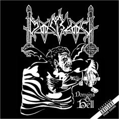 MOONBLOOD - Domains of hell...