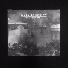 DARK SONORITY - Kaosrequiem DIGIPAK MCD
