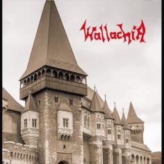 Wallachia - s/t - CD
