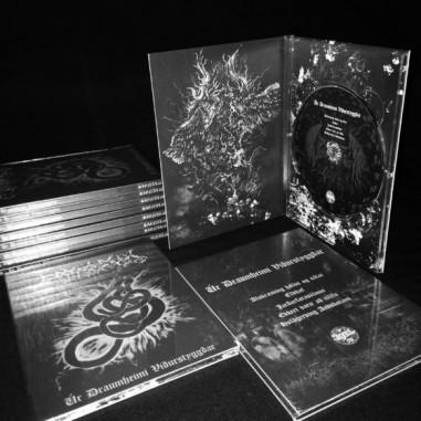ENDALOK (ISL) - Úr Draumheimi Viðurstyggðar - A5 Digipak CD