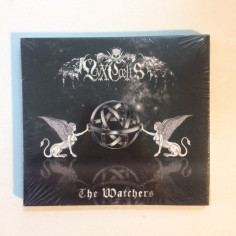 LVXCAELIS - The Watchers - DIGIPAK CD