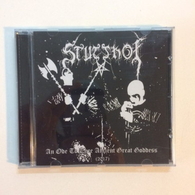 STUTTHOF - An Ode to Thee Ancient Great Goddess - CD