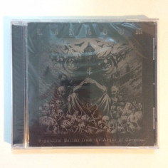 KINGDOM - Sepulchral Psalms from the Abyss of Torment - CD