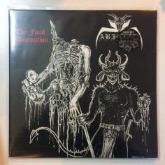 ABIGAIL - The Final Damnation - 12LP